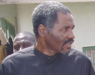 Dr Tabod Flagbearer of FLP in Cameroon
