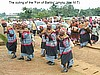 Outing of the Fon of Batibo (photo:Njei M.T)