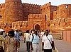 Agra Fort, Agra India (Photo Njei M.T)