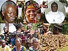 Images of Batibo Fon's Transition by Njei M.Timah